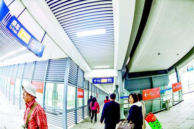 武汉地铁运营公司:7号线换乘标识标牌将持续优化调整