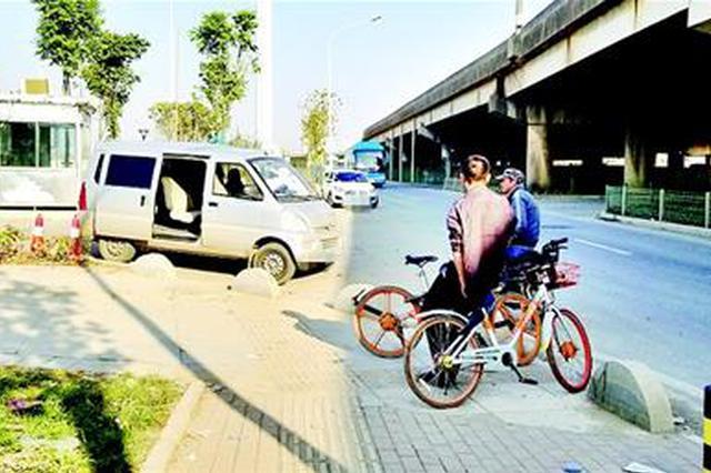 武汉地铁7号线野芷湖站遇公交接驳尴尬 步行要40分钟