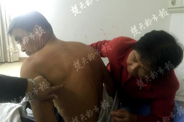 八旬老汉因琐事刀刺六旬邻居 因高龄暂未执行治安拘留