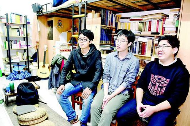 武大学霸每晚在寝室开吐槽大会 结果4人都保研名校