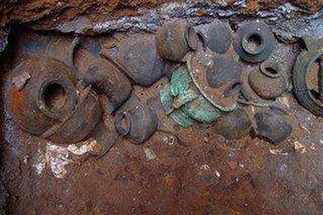 武汉发现大规模铸铜遗址 系夏商都城之外首次发现
