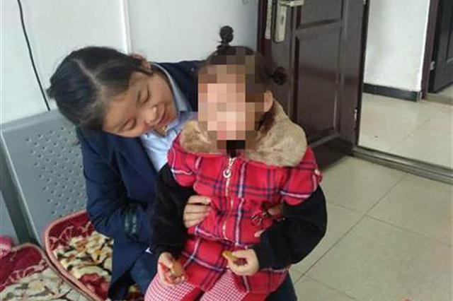 武漢奇葩母親為找手機弄丟孩子 幸好被公交司機撿到