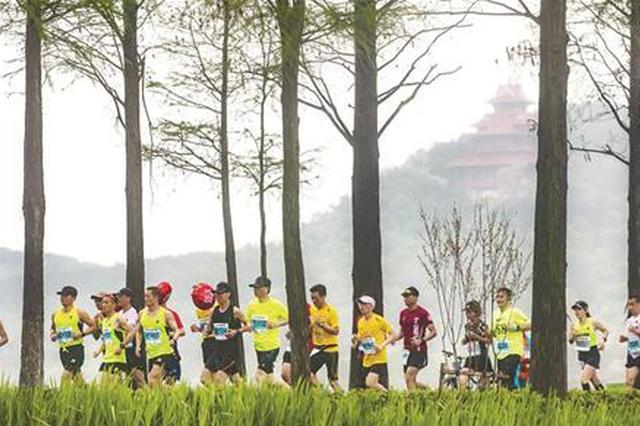 武漢6年織就1400余公里綠道 近期大手筆建府河綠道
