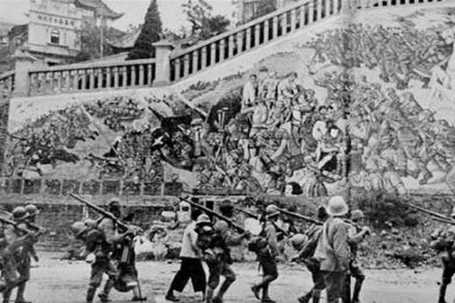 不能忘卻的武漢淪陷日:80年前的今天 日軍占領武漢