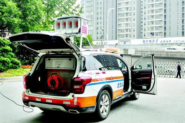 防空警報昨日響徹武漢上空 警報平均分貝提高