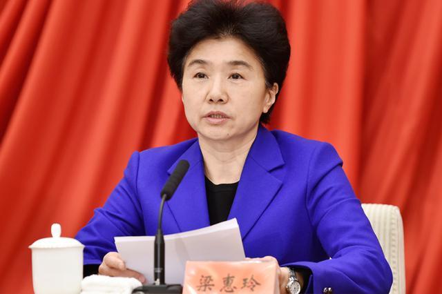 梁惠玲任中國紅十字會黨組書記 徐科不再擔任(簡歷)