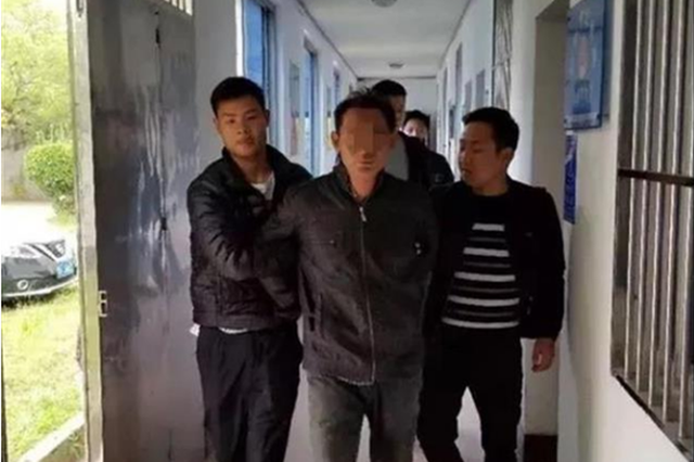 荊門一男子攔路搶劫585元 潛逃16年終被抓