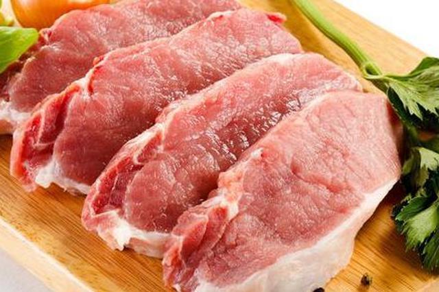 江城菜价稳步下降 猪肉价格下月略涨