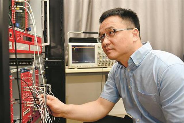 """全数字PET发明人谢庆国:""""相机""""一照就能揪出癌细胞"""