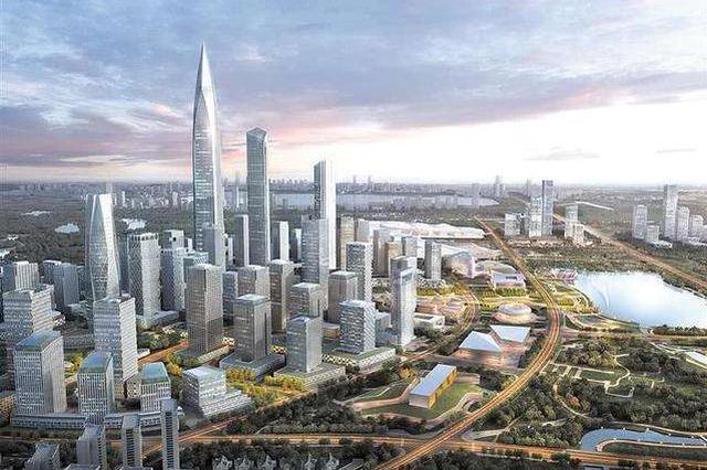 武汉43个重大项目集中开工 总投资高达813亿元