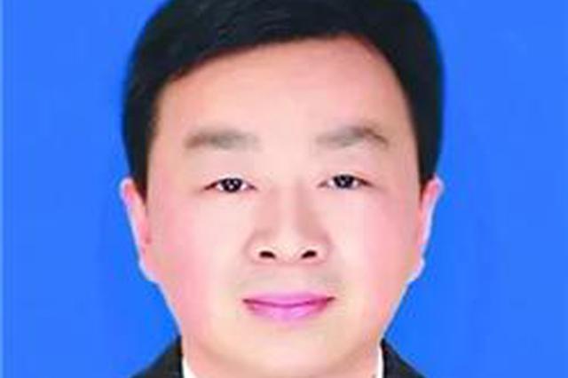 吴祖云任潜江市委书记 此前任武汉黄陂区委书记(图)