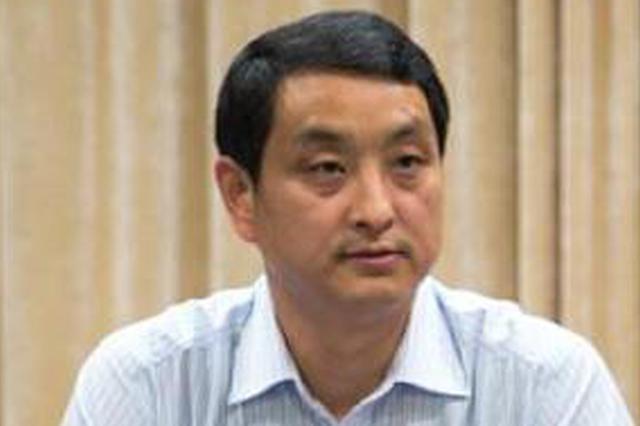 刘海军任湖北鄂州市委副书记、市政府党组书记(图)