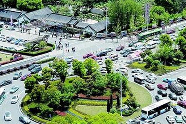 武汉东湖梨园广场停车场扩容10倍 将增600多个车位