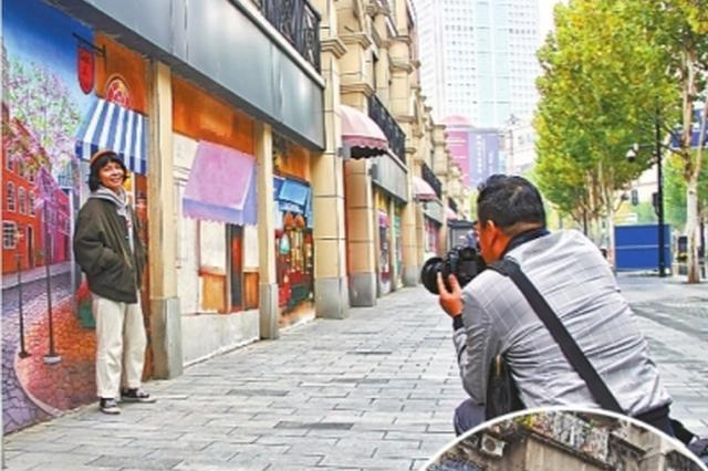 记者探访武汉三镇街头尚存涂鸦地 专家:需规范引导