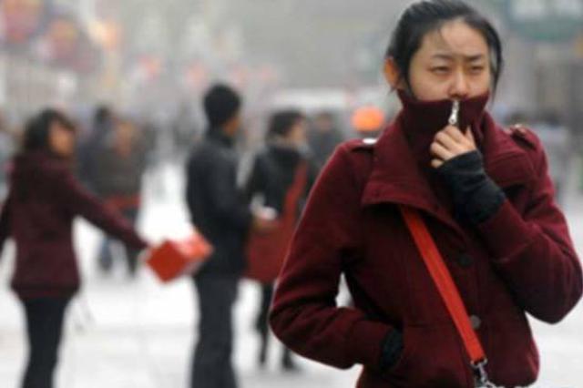 武汉早晚湿冷刺骨 周一最低气温只有3℃