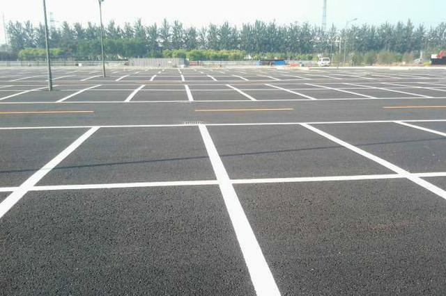 武汉梨园广场停车场明年9月投用 将有650个车位