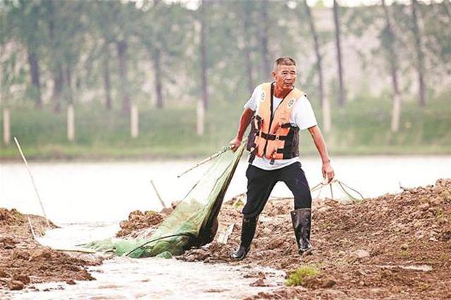 保护长江中那一抹微笑 捕鱼队长变身江豚卫士