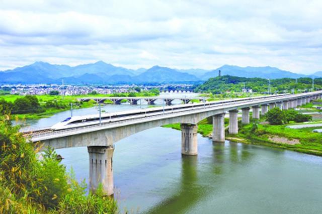 有的高铁线九成都是桥 为什么中国高铁大多在桥上跑