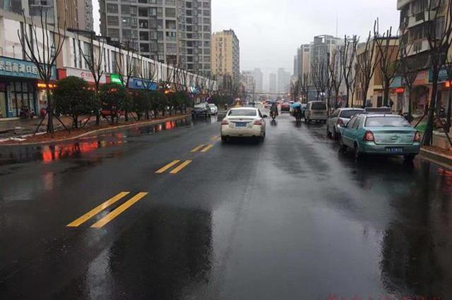 武汉南湖又一重要通道被打通 大大缓解周边交通压力