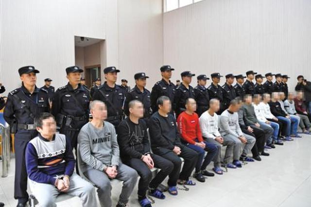 控制多名卖淫人员站街招嫖卖淫 15人犯罪团伙被判刑