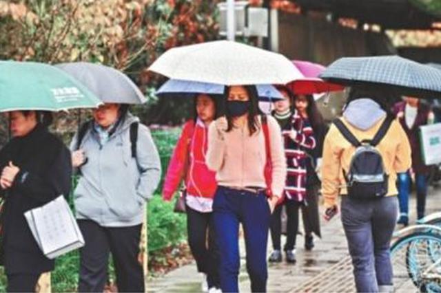 -3.8℃!武汉气温创新低 未来三天仍有中度污染
