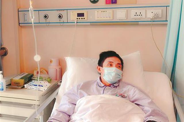 仙桃籍退伍特种兵突患血液重疾 众战友捐款20万救助