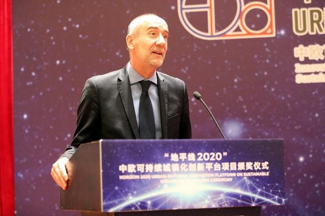 武汉获中欧城市合作卓越奖 江城绿色发展再获国际认可