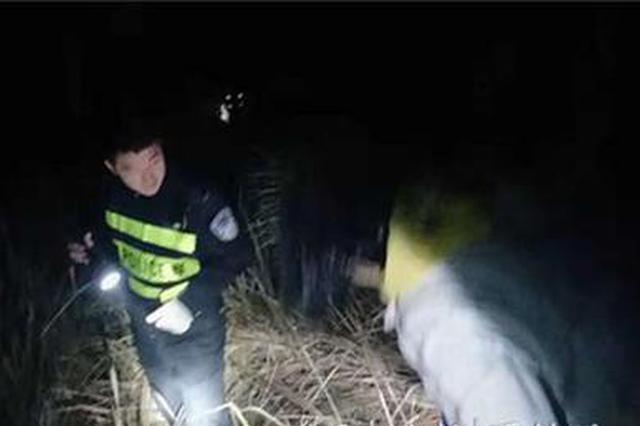 湖北女子用手机导航抄近路 结果被导进深山受困8小时