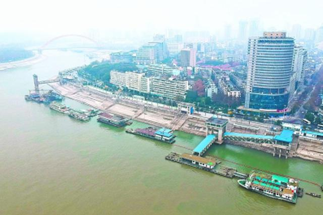"""武汉港口码头优化 """"两江""""核心区将拆除55个码头"""