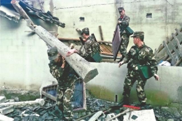 四川宜宾兴文县发生5.7级地震 已造成16人受伤