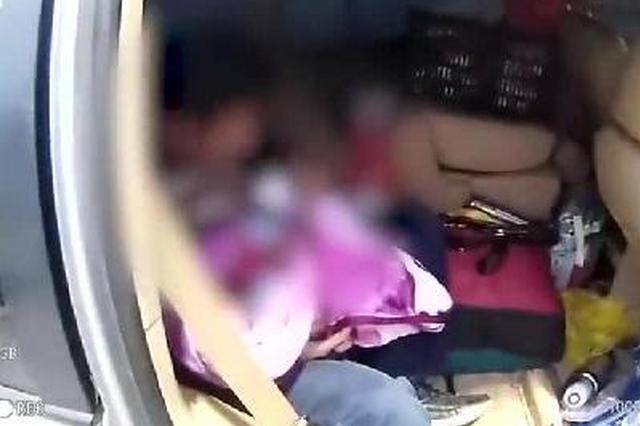 湖北查获一贩婴团伙已卖4婴 被查时女婴脐带还没掉