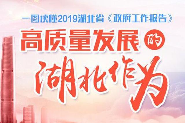 一图读懂2019湖北省《政府工作报告》