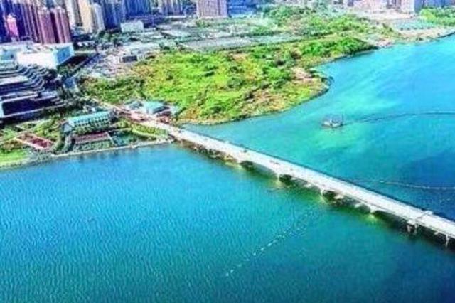 武汉南湖大桥工程已完工 确定管理单位后立即通车
