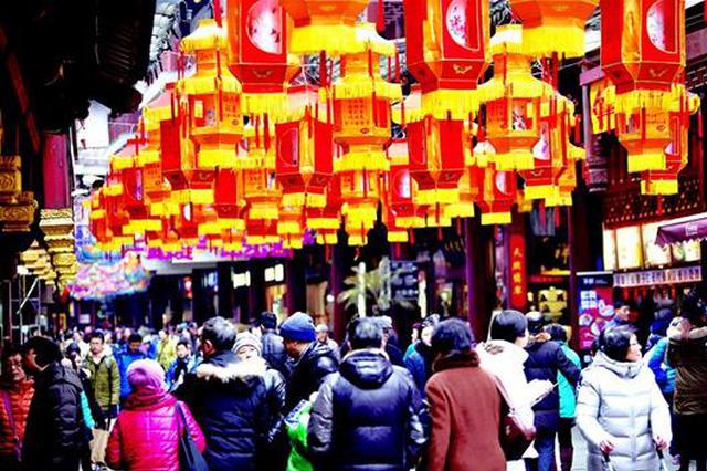 预计超4亿人次旅游过年 武汉成全国十大热门客源地