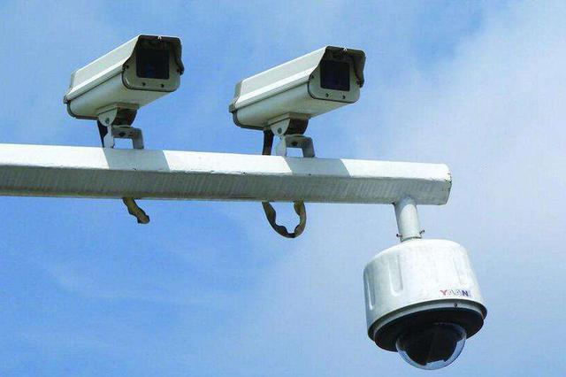 """武汉江汉区公示今年136个""""电子警察""""监控点位"""