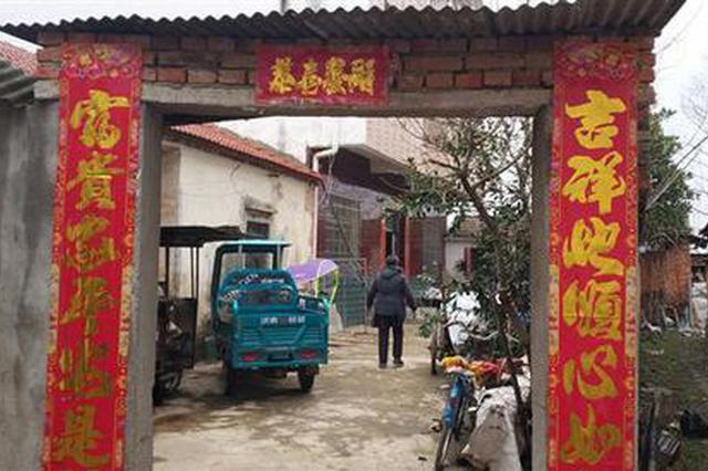 武汉新洲七旬夫妇在家烧木炭烤火 造成一死一伤