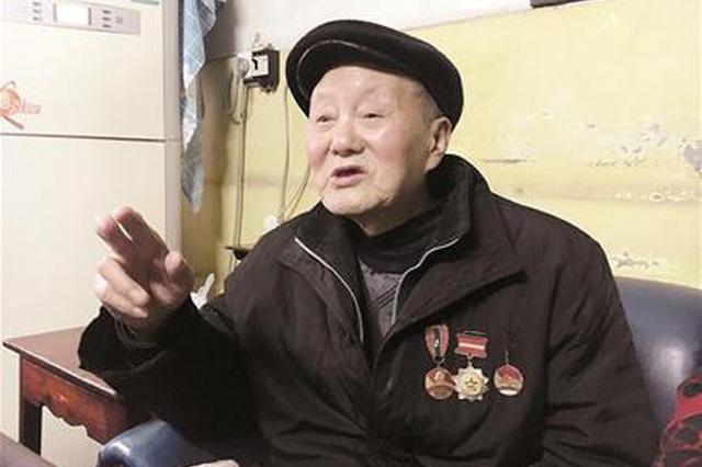 战斗英雄深藏功名六十四载 曾参加突击队攻下4座碉堡