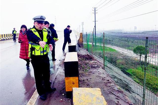 汉南交警发明排查小程序 片区车祸死亡人数3年降85%