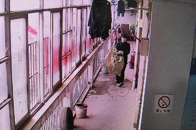 男子盗窃同事打工血汗钱 被捕后称读书少不知后果严重