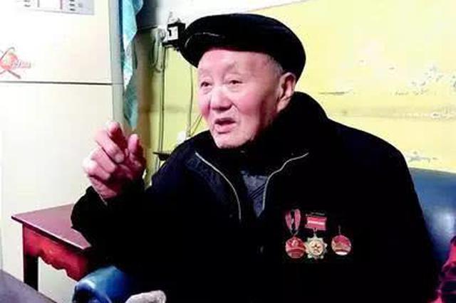 湖北95岁战斗英雄隐藏身份64年 传奇事迹刷屏网络