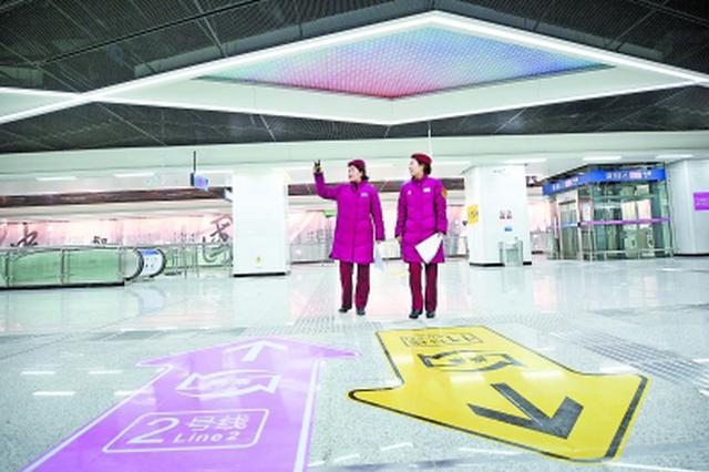 武汉地铁2号线全线换乘攻略 全线10大换乘站