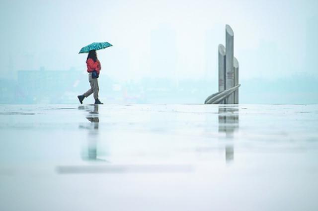 元宵节傍晚武汉将迎小雨 未来三天还是雨
