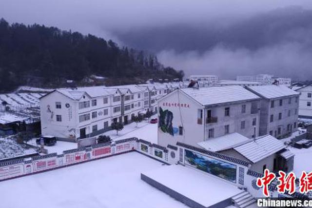 受雨雪天气影响 湖北宜昌部分地区中小学推迟开学