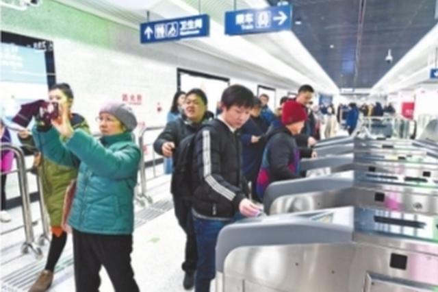 武汉地铁2号线南延线昨日开通 带来这些新变化