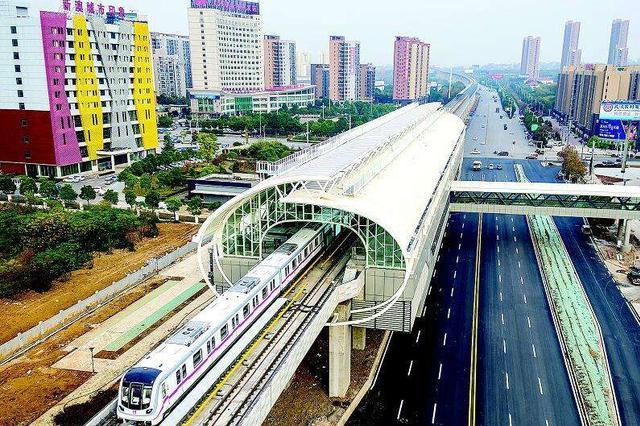 武汉轨道交通第4期建设规划首个项目 19号线开工建设