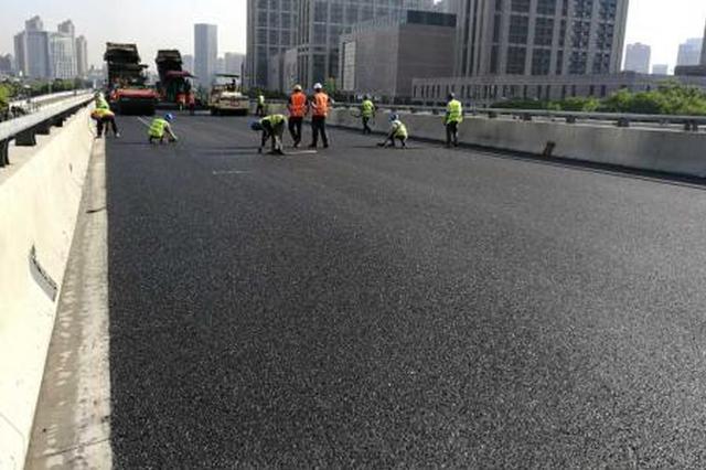 汉江大道宝丰北路工程昨日开工 9月20日建成