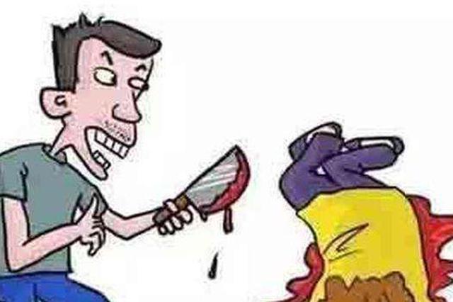 武汉一男子因养狗与邻居冲突 持菜刀将对方亲属砍伤