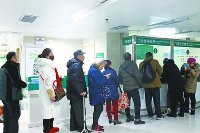 武汉寒湿天气持续多日 呼吸内科门诊量骤增病房爆满