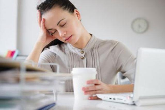 女白领长期头昏以为压力过大 原来患上罕见型高血压