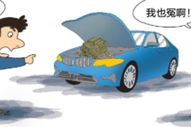 """""""低配""""车换了""""高配""""发动机 修车公司赔了19万"""